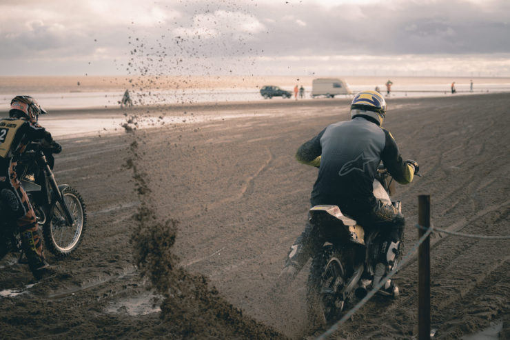 Mablethorpe Motorcycle Sand Racing 14