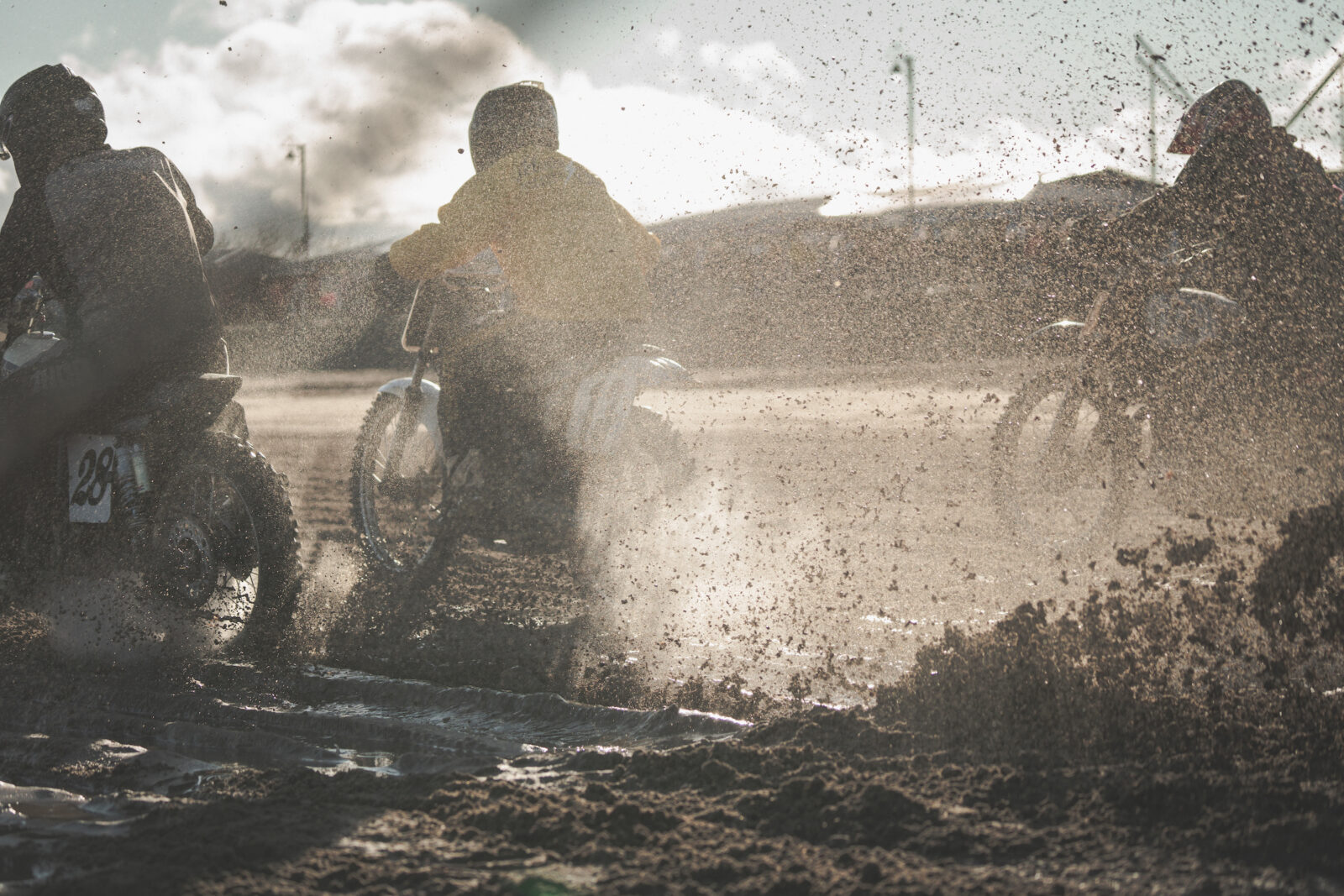Mablethorpe Motorcycle Sand Racing 18