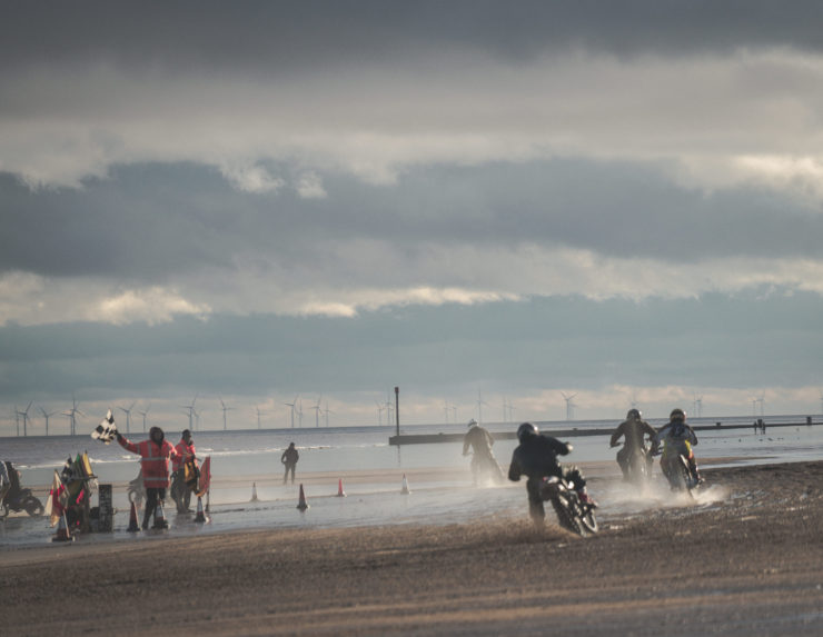 Mablethorpe Motorcycle Sand Racing 5