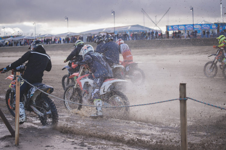 Mablethorpe Motorcycle Sand Racing 9