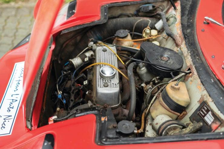 Marcos Mini Engine