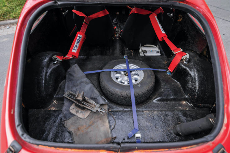 Marcos Mini Hatchback