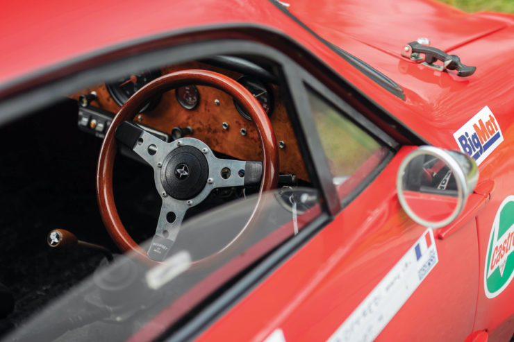 Marcos Mini Steering Wheel