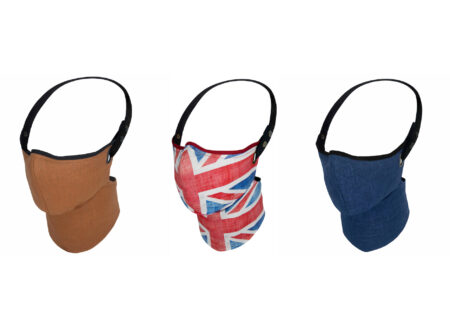 Motorcycle Anti-Pollution Masks by Rare Bird London