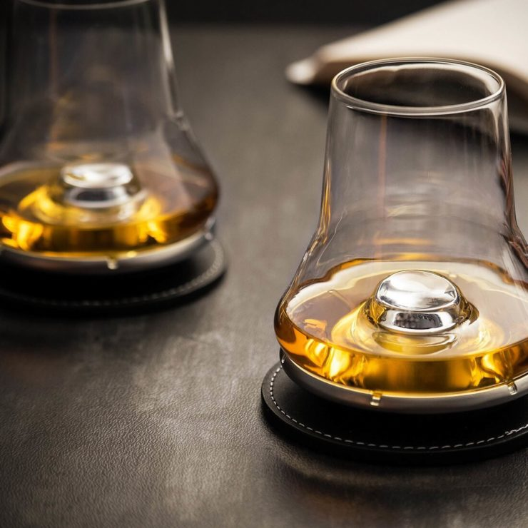 Peugeot Impitoyable Whiskey Tasting Set 5