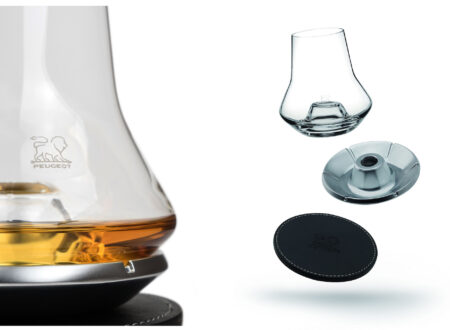 Peugeot Impitoyable Whiskey Tasting Set Main