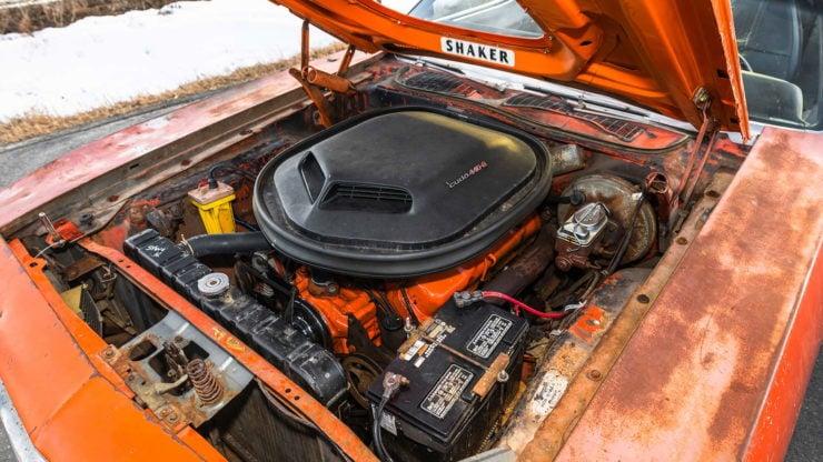 Plymouth Cuda 440-6 V8