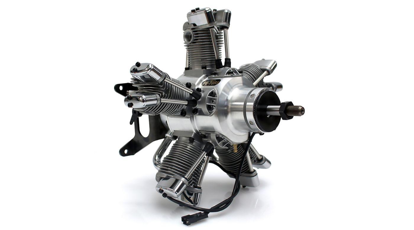 Saito FG-73R5 5-Cylinder Radial Engine