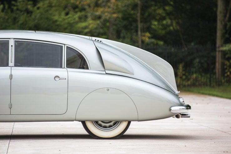 Tatra T87 Fin