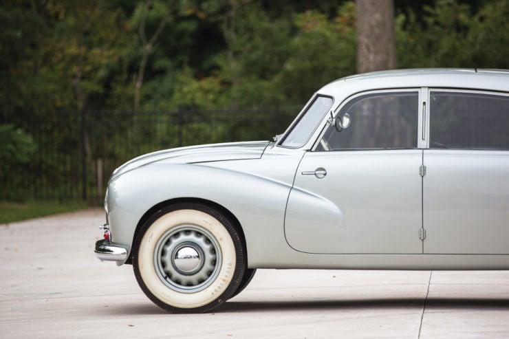 Tatra T87 Front Wheel
