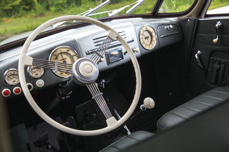 Tatra T87 Steering Wheel