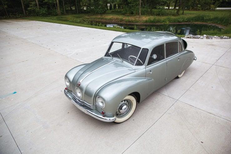 Tatra T87 Top