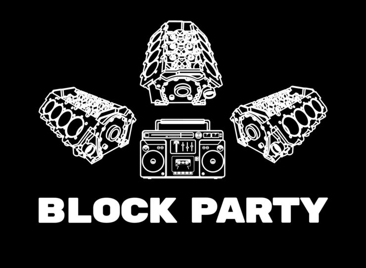 The Block Party T-Shirt By Silodrome