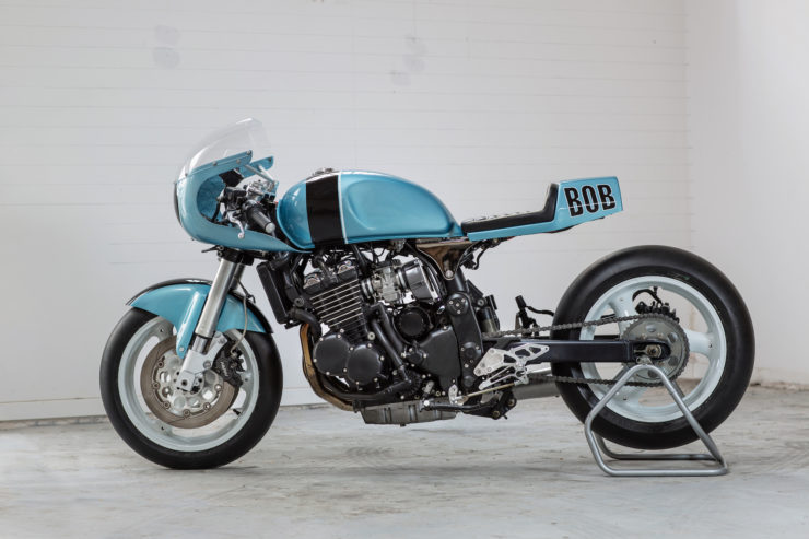 The Triumph Bob - A Custom Motorcycle by Mr Martini 1