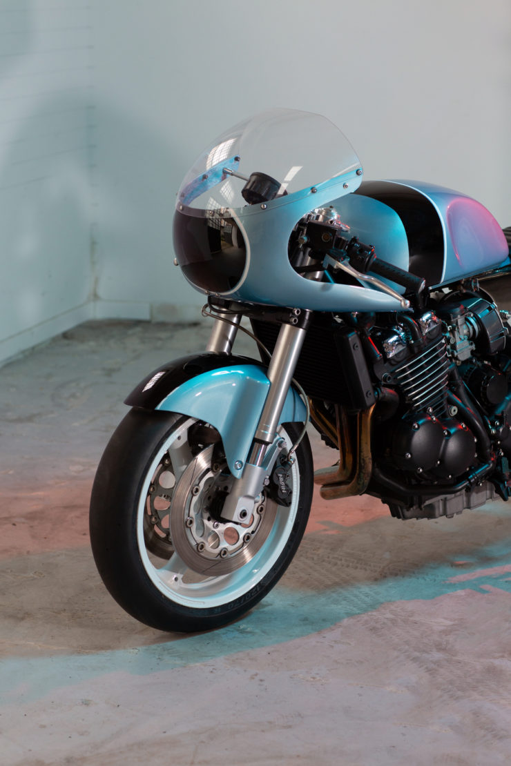 The Triumph Bob - A Custom Motorcycle by Mr Martini 10