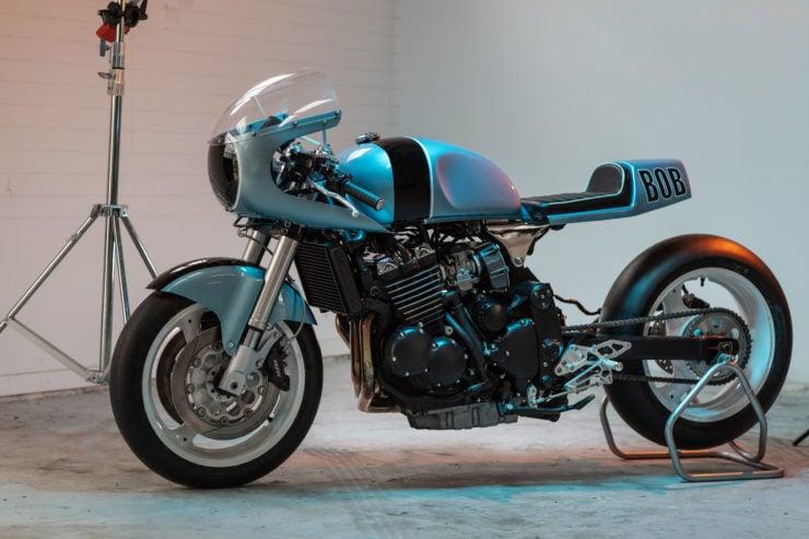 The Triumph Bob - A Custom Motorcycle by Mr Martini 3