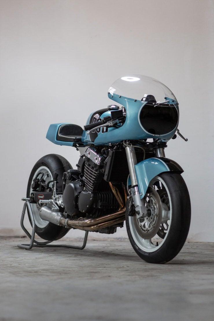 The Triumph Bob - A Custom Motorcycle by Mr Martini 7