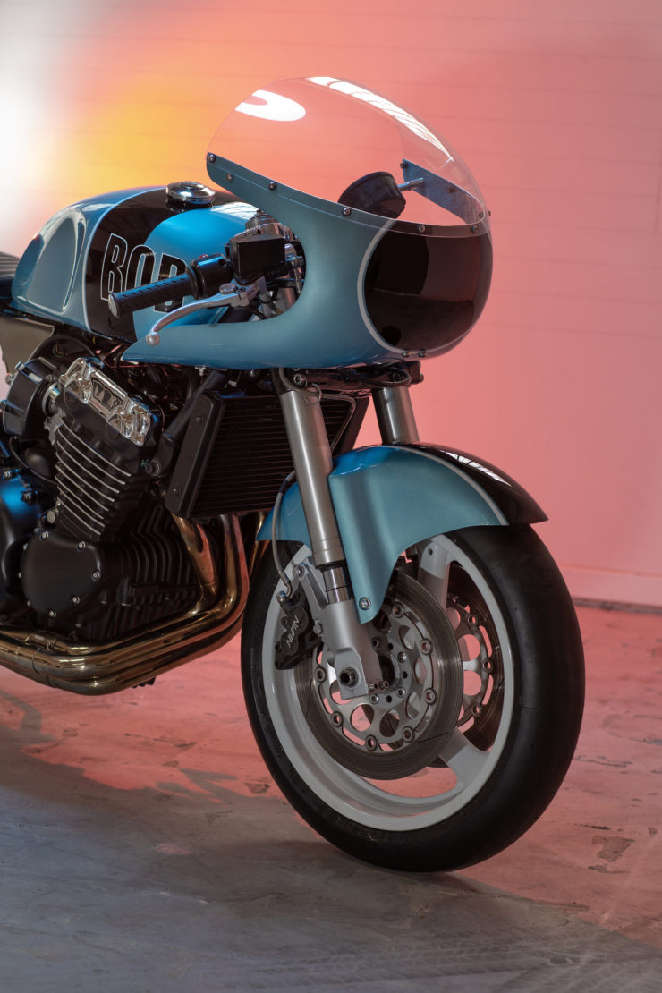 The Triumph Bob - A Custom Motorcycle by Mr Martini 9