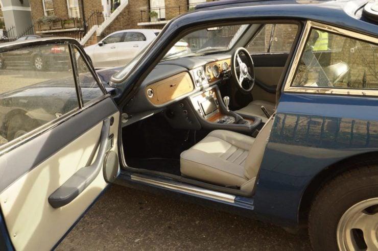 Trident Clipper Coupe Door