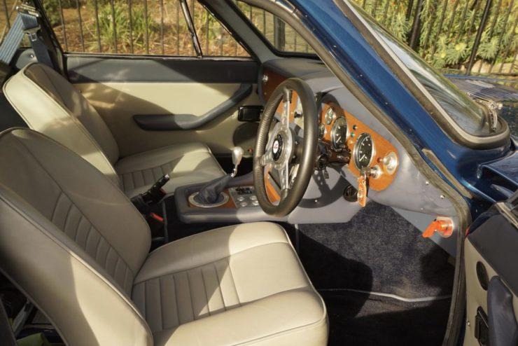 Trident Clipper Coupe Interior 2