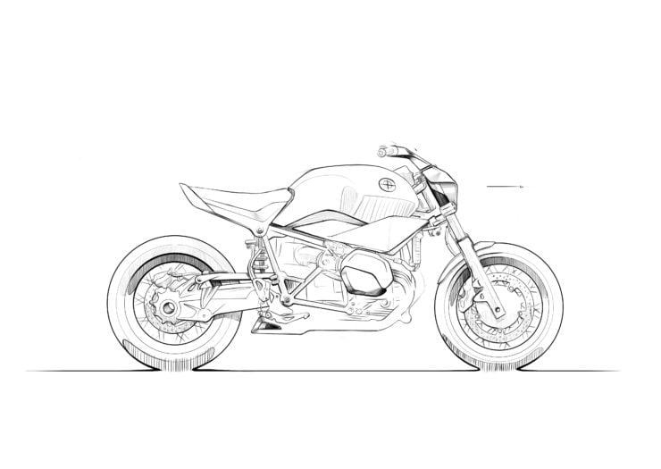 VIBA Custom BMW Rnine T