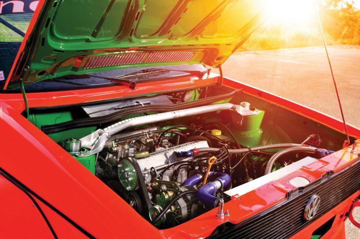 Volkswagen Golf Mk 1 Engine