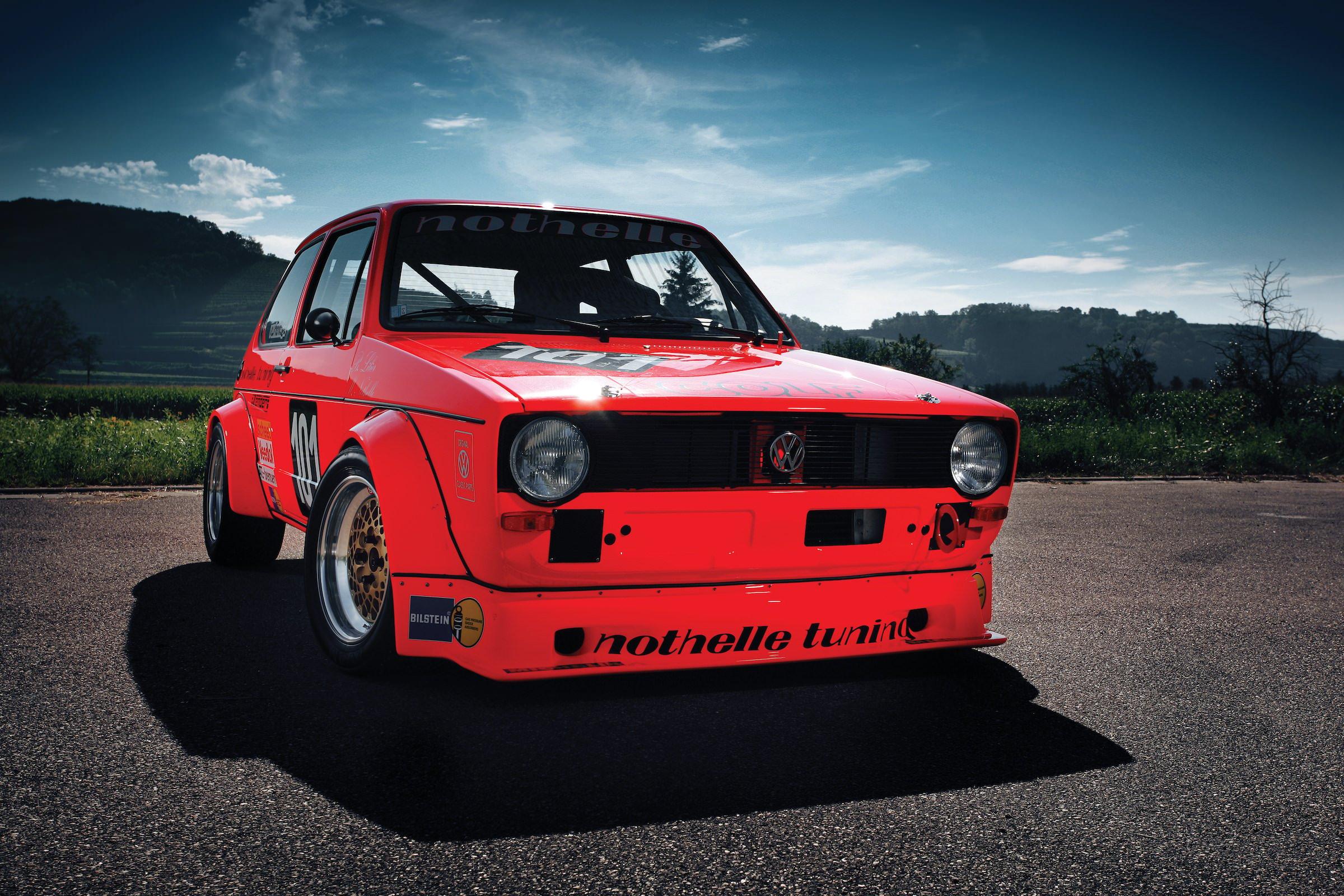 Volkswagen Golf Mk 1 Front