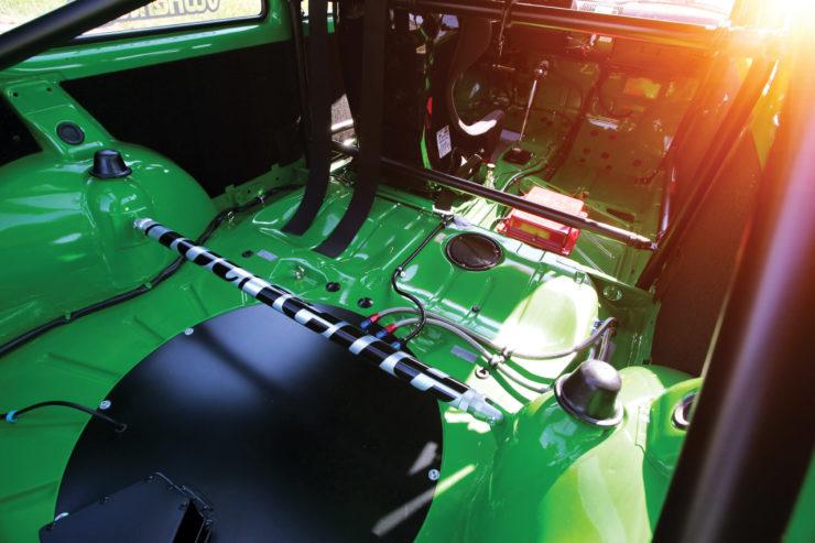 Volkswagen Golf Mk 1 Interior 2