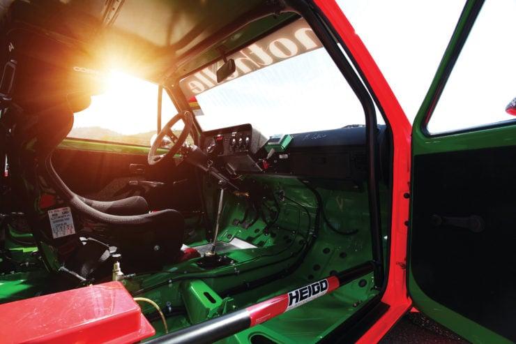 Volkswagen Golf Mk 1 Interior