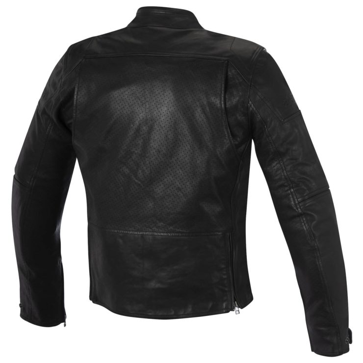 Alpinestars Brera Airflow Jacket Back