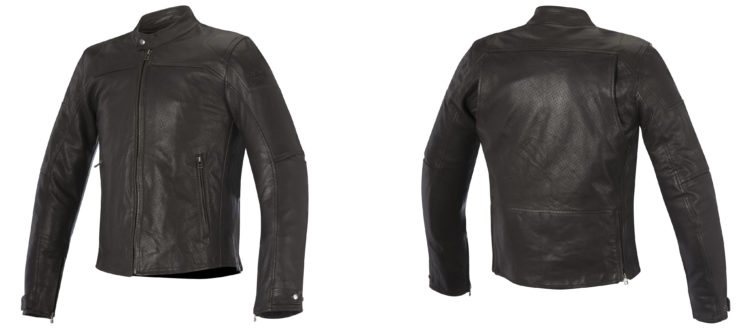 Alpinestars Brera Airflow Jacket Brown