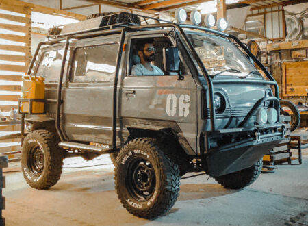 Battle Van By Holy Shift Garage 4