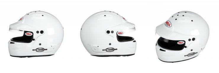 Bell GT5 Touring Helmet White 7