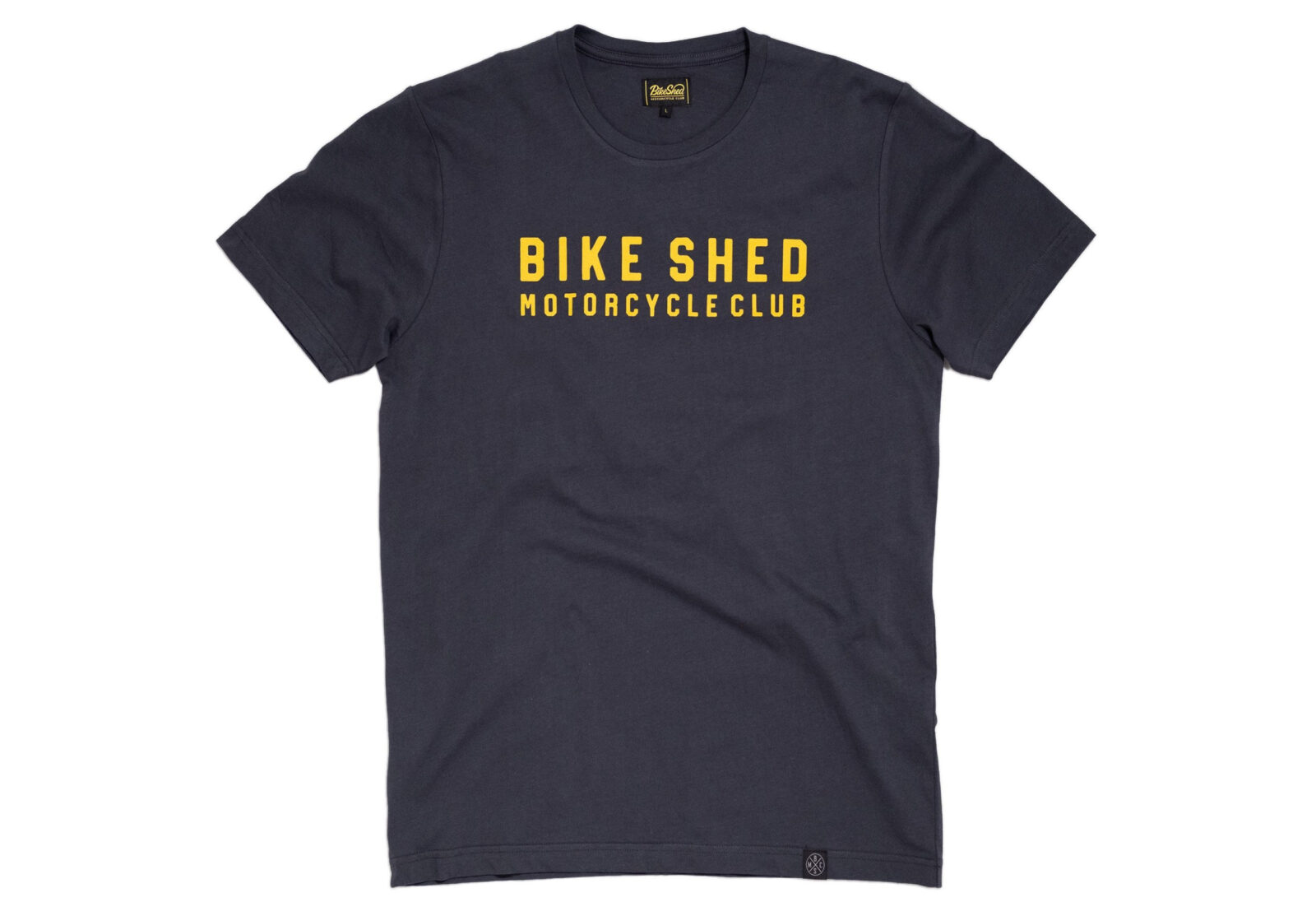 Bike Shed Motorcycle Club Brick T-Shirt