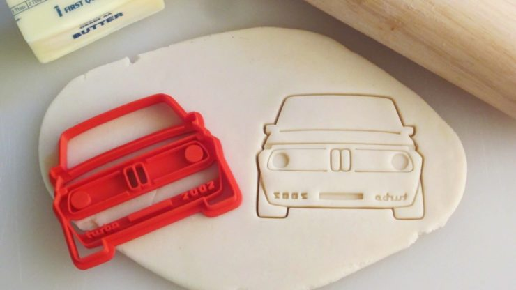 Car Cookie Cutters BMW 2002
