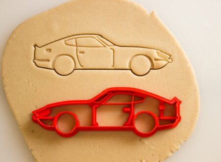 Car Cookie Cutters Datsun 240Z