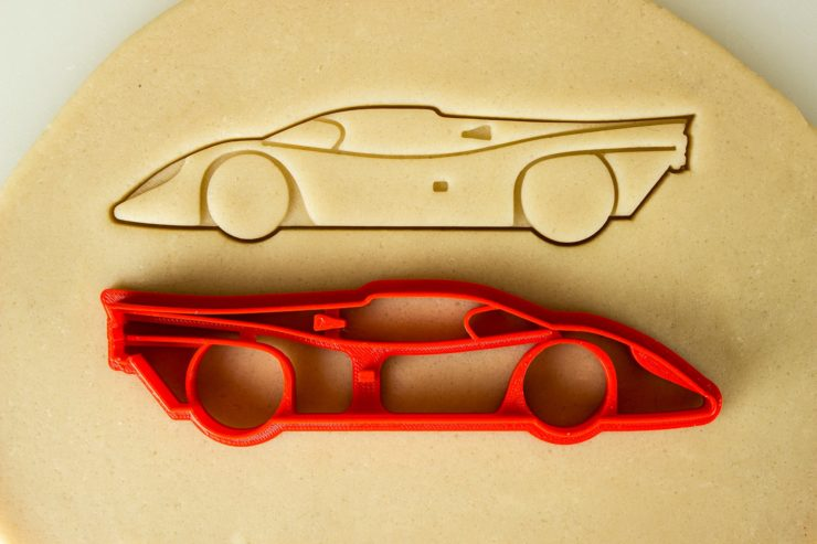 Car Cookie Cutters Porsche 917