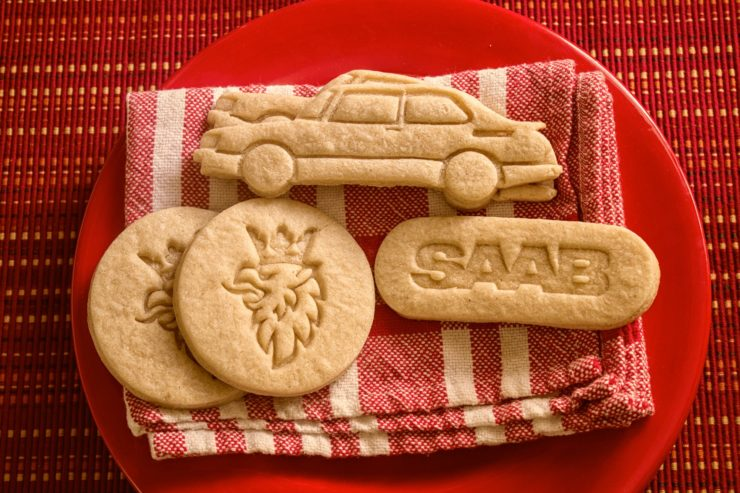 Car Cookie Cutters Saab 900