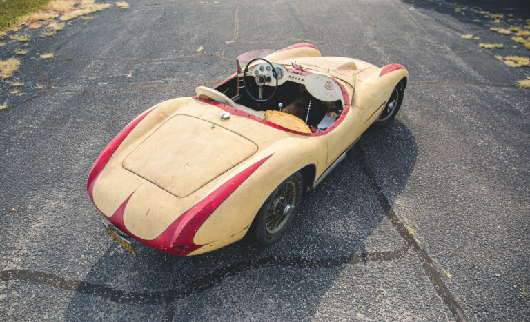 Project Car: A 1956 Devin Triumph Racer - Would You Take It On?