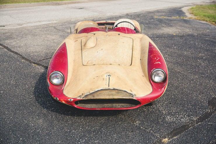 Devin Triumph Car Nose