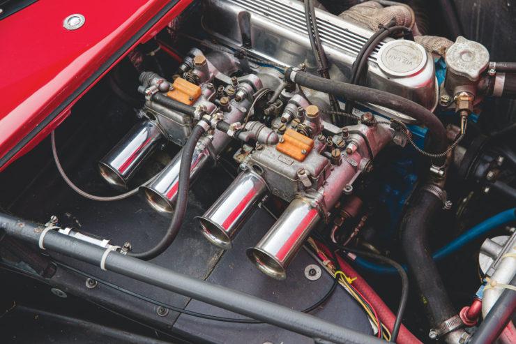 Ginetta G4 Engine 2
