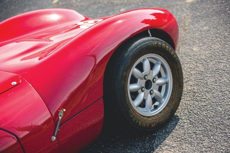Ginetta G4 Front Wheel