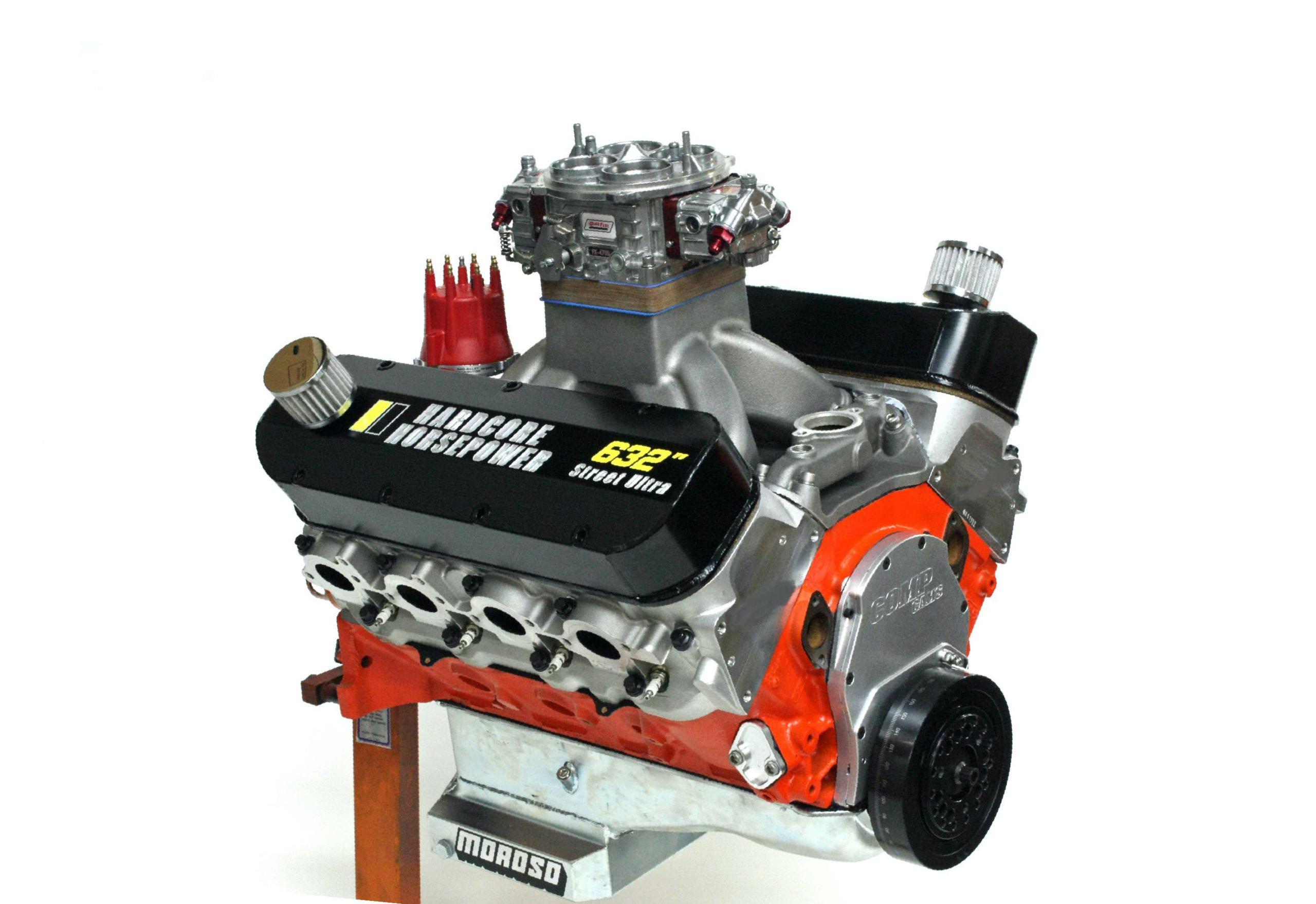 Hardcore Horsepower 1000 hp Crate Engines