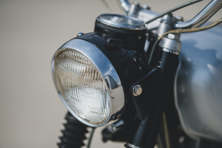 Honda CL77 Scrambler Headlight
