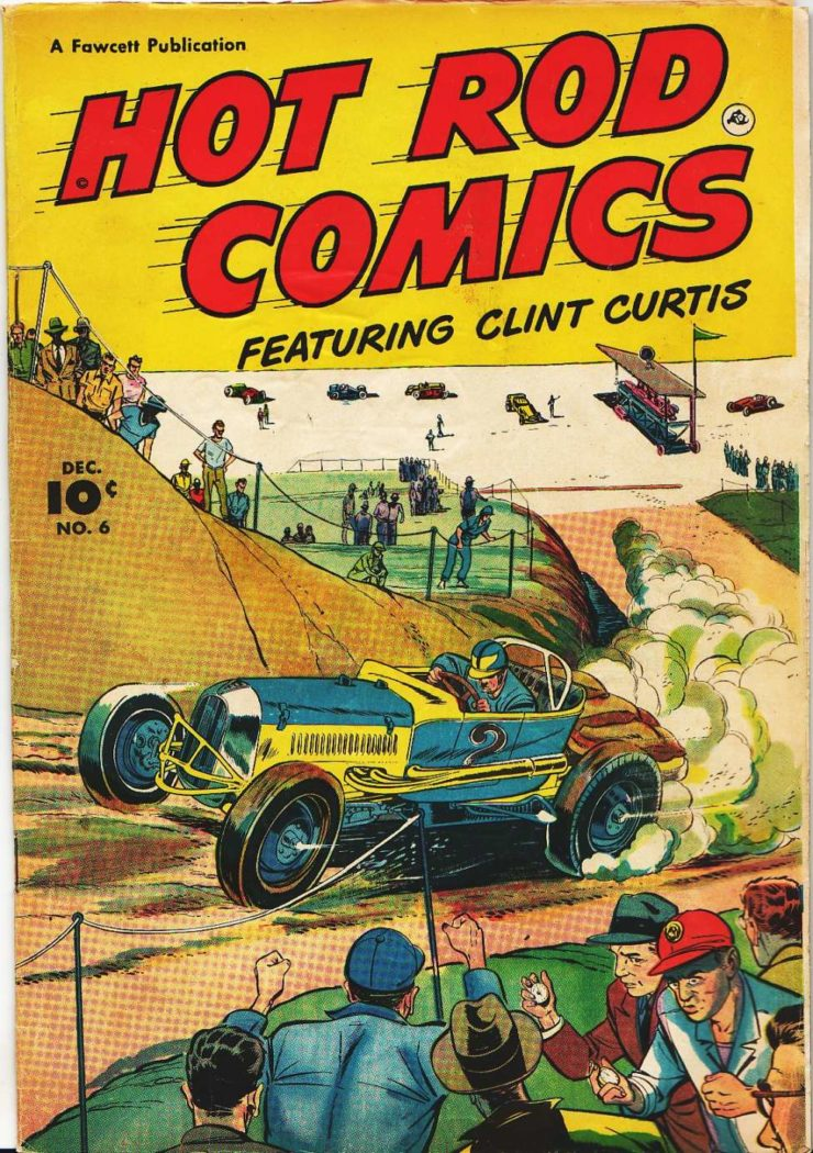 Hot Rod Comics 1