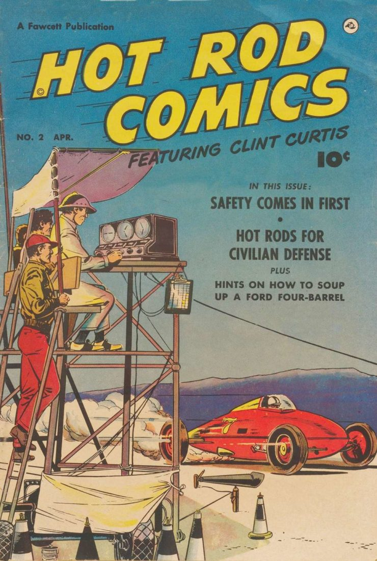 Hot Rod Comics 2