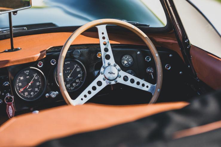 Jaguar XKSS Steering Wheel