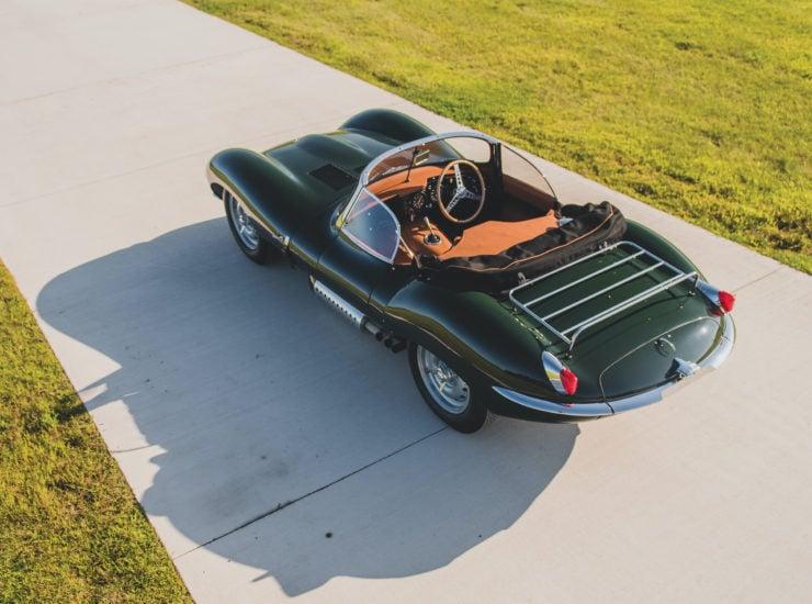 Jaguar XKSS Top