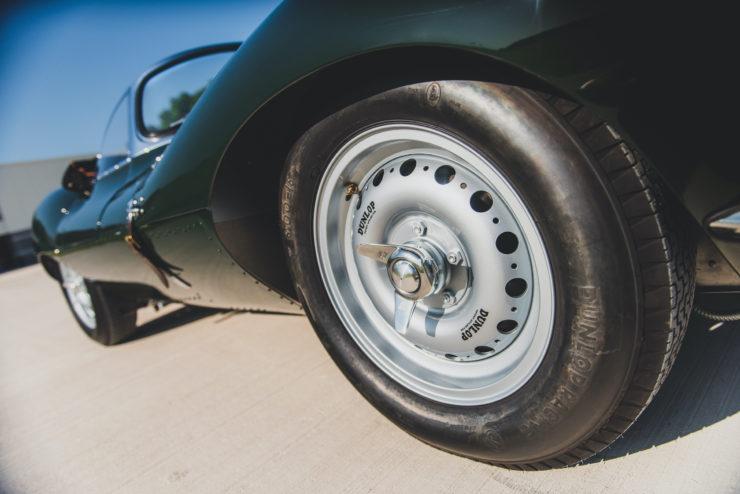 Jaguar XKSS Wheels