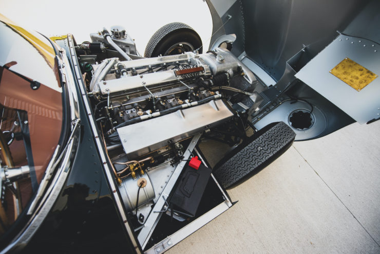 Jaguar XKSS XK Engine